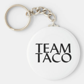 Team Taco Key Ring