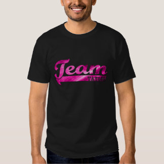 Team Taylor-Pink Sparkle Shirt