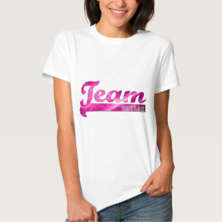 Team Taylor-Pink Sparkle Tshirt