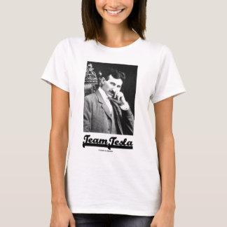 Team Tesla (Nikola Tesla) T-Shirt