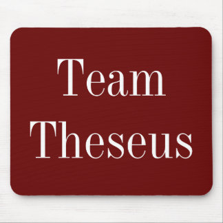 Team Theseus Mouse Mat