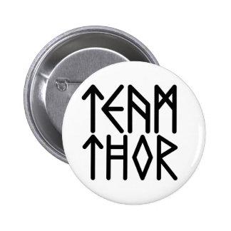 Team Thor 6 Cm Round Badge