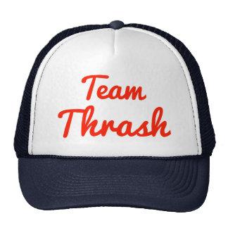 Team Thrash Hats