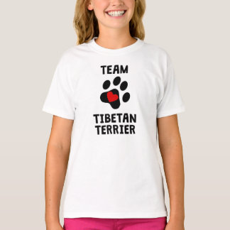 Team Tibetan Terrier T-Shirt