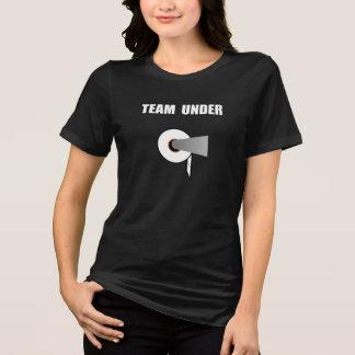Team Toilet Paper Under Shirts