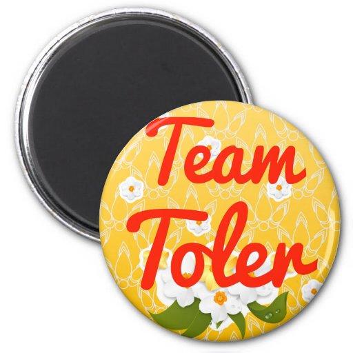 Team Toler Magnet