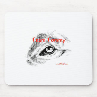 Team Tommy Mouse Pad
