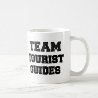 Team Tourist Guides Coffee Mug