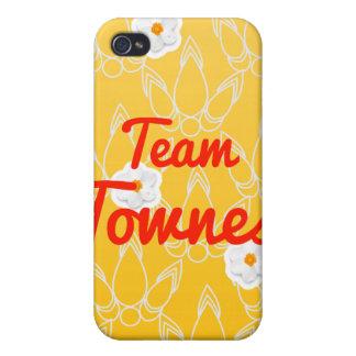 Team Townes iPhone 4/4S Cases