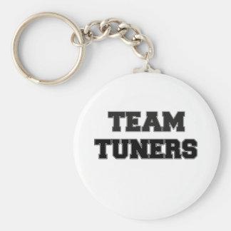 Team Tuners Keychains