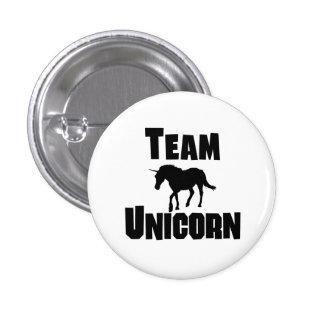 Team Unicorn 3 Cm Round Badge