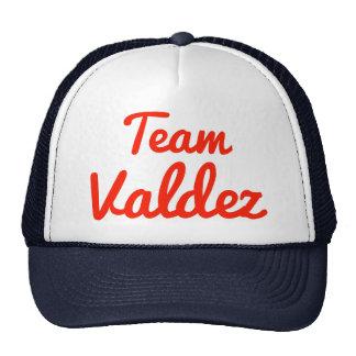 Team Valdez Hats