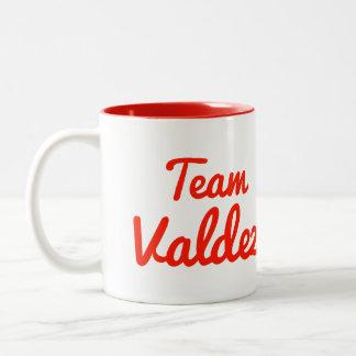 Team Valdez Mug