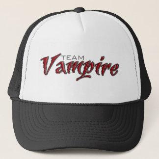 Team Vampire Trucker Hat