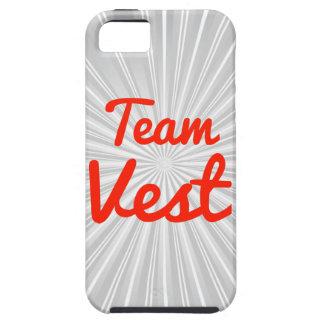 Team Vest iPhone 5 Case