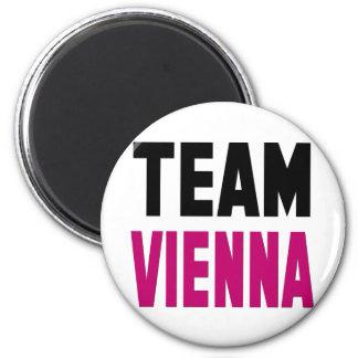 Team Vienna Merch Magnets