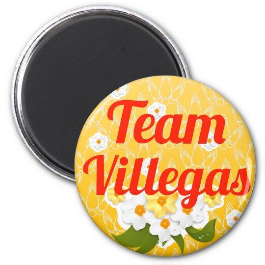 Team Villegas Magnet