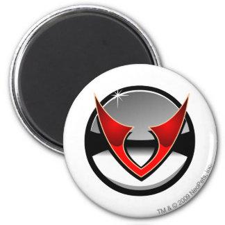 Team Virtupets Space Station Logo 6 Cm Round Magnet