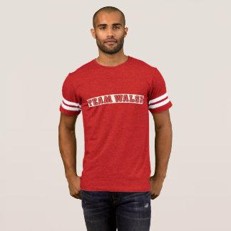 Team Walsh Football Shirt