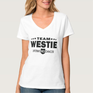 Team Westie - Lifetime WCS Dancer T-Shirt