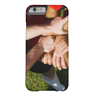 Team with arms-in barely there iPhone 6 case
