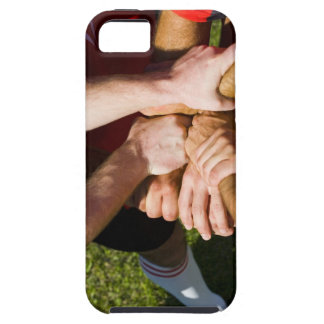 Team with arms-in iPhone 5 case