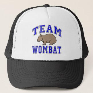 Team Wombat II Trucker Hat