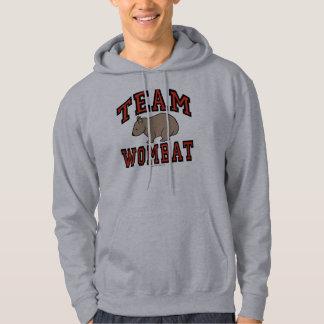 Team Wombat III Hoodie