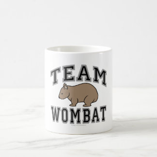 Team Wombat V Coffee Mug