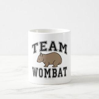 Team Wombat V Coffee Mug