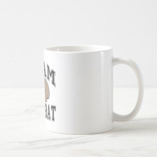 Team Wombat V Mug