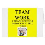 team work joke