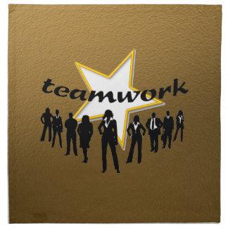 Team-work Napkin
