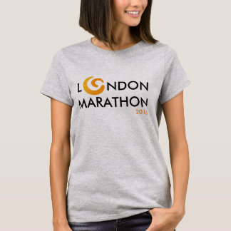 Team World Child Cancer #LondonMarathon2016 T-Shirt