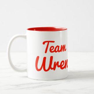 Team Wren Coffee Mug