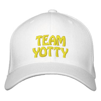 TEAM YOTTY EMBROIDERED HAT
