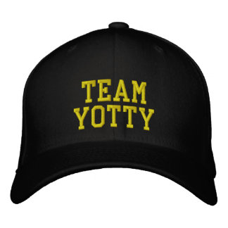 TEAM YOTTY EMBROIDERED HATS