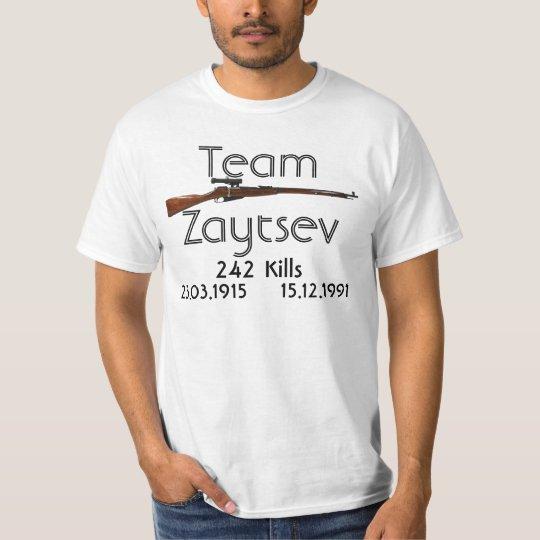 Team Zaytsev, Stalingrad WW2 T-Shirt