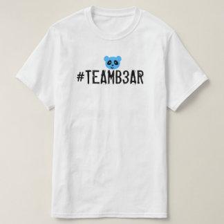 #Teamb3ar Standard Shirt - Blue B3ar