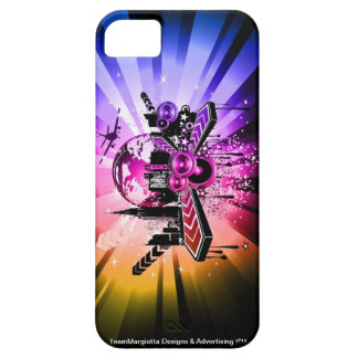 TeamMargiotta Designs & Advertising I-PHONE 5 CASE Barely There iPhone 5 Case