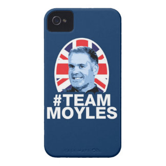 #TEAMMOYLES IPHONE 4 COVER BLUE