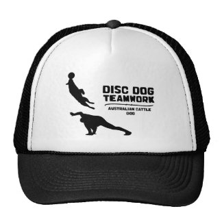 Teamwork Australian Cattle Dog Hat