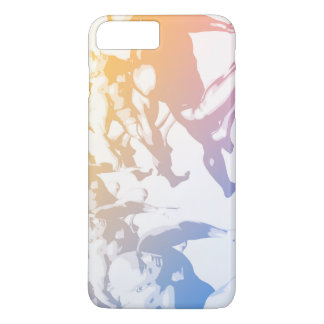 Teamwork Concept and People Running in the Same iPhone 7 Plus Case