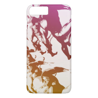 Teamwork Concept and People Running iPhone 7 Plus Case