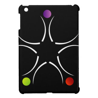 Teamwork support iPad mini cases