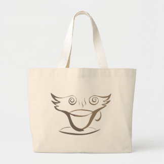 Teapapers Logo Canvas Bag