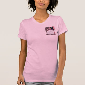 Teaparty Pink & Raspberry Layered Shirt