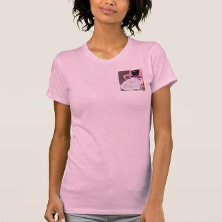 Teaparty Pink & Raspberry Layered Shirt
