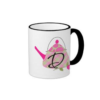 Teapot D Mug