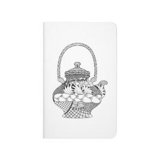 Teapot Doodle Journal